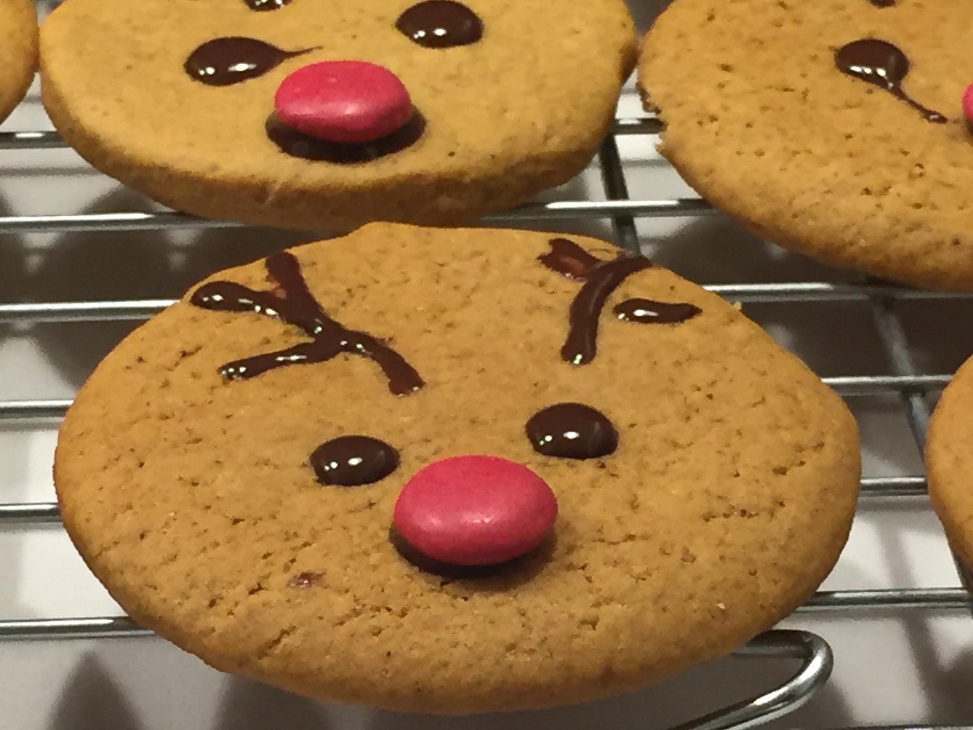 Rudolf-pepperkaker